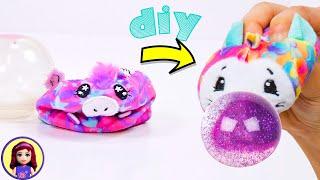DIY your own Bubble Drops - Custom Pikmi Pop Surprises Craft