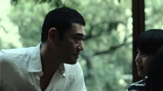杉本哲太さん演じる夫が、がん告知を受け、大きく動揺しています。瀬戸...