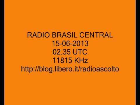 RADIO BRASIL CENTRAL 11815 KHz