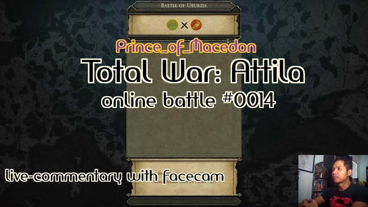 total war attila online battle the legend of rome burgundy
