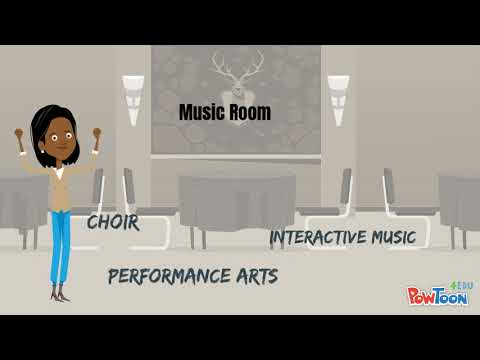 Music Room - POWTOON