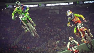 SUPERCROSS 2 the video game!!SHOULD YOU BUY IT???(FIRST LOOK)