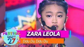 Dance Koreanya Keren Bgtttt dah ahhh ( Zara Leola ) Part 1 - Festival Kilau Raya