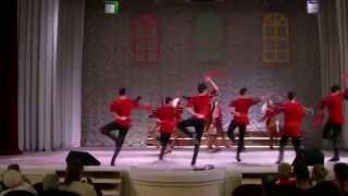 Образцовый ансамбль песни и танца