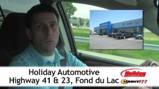 Holiday Automotive 2011 Buick Enclave Test Drive
