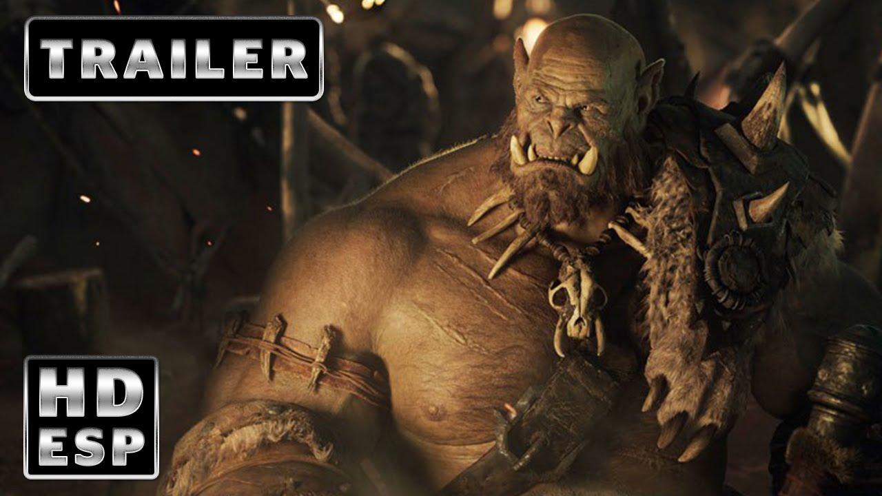 Warcraft Trailer 2 Doblado En Espanol Latino Hd Youtube