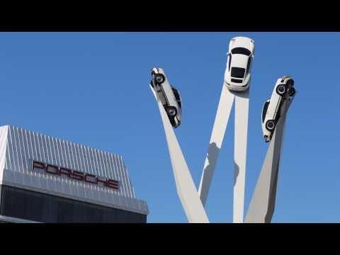 Porsche Museum Tour in Stuttgart, Germany | AutoblogVR