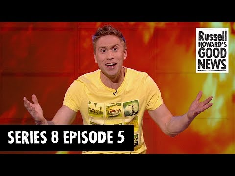 Russell Howard's Good News - Series 8, Episode 5