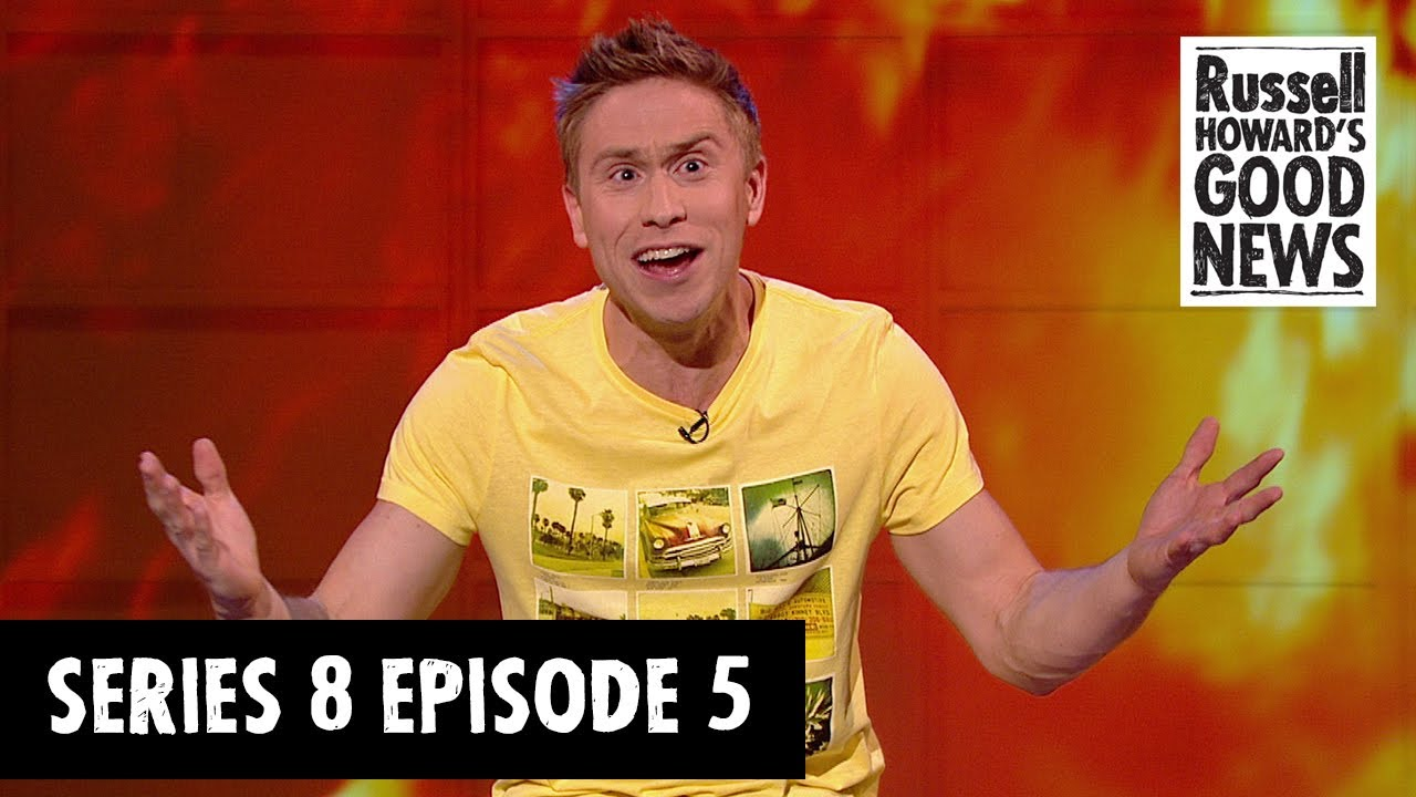 Download Russell Howard's Good News - Series 8, Episode 5