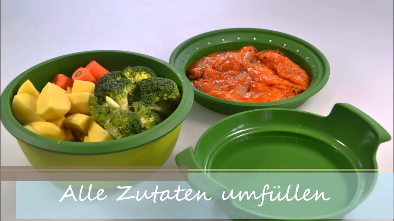 Rezepte fur tupperware dampfgarer – Beliebte gerichte und