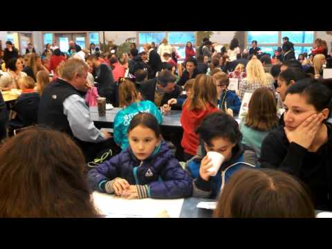 Fort Mill Elementary School celebrates Peace, Love & Pastries