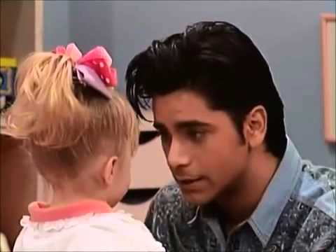 Uncle Jesse Says Goodbye To Michelle