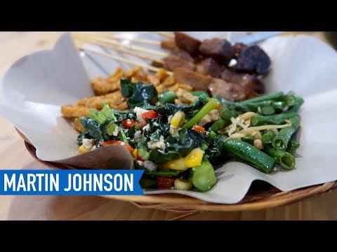 THE BEST VEGAN RESTAURANT IN YOGYAKARTA | Indonesian Food