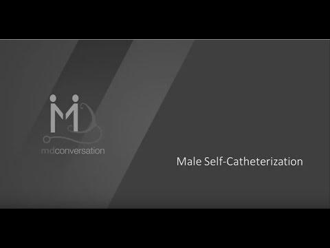 Male Self-Catheterization