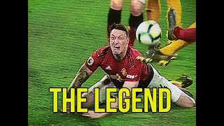 Phil Jones - The Legend