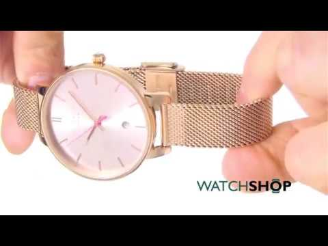 ec20cde25aa Ted Baker Ladies  Kate Watch (TE10031548) - YouTube