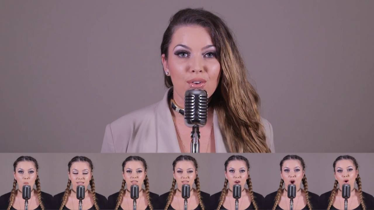 Beyoncé - Hold Up (@MissShaOfficial Acapella Cover)