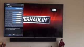 How to work your Vizio 60 4k TV