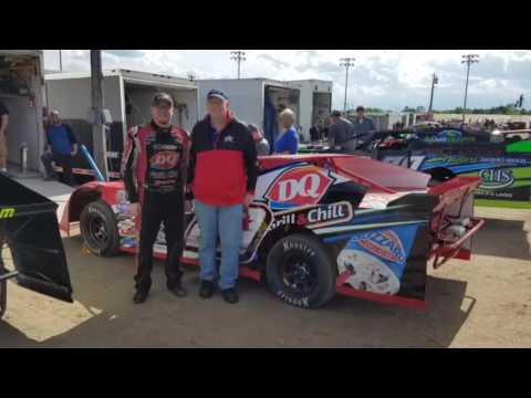 Jeff Crouse Racing. Viking Speedway. May 27-28, 2017