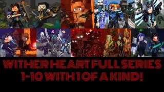 Rainimator Wither Heart Full Series With 1 Of A Kind Part 1 10