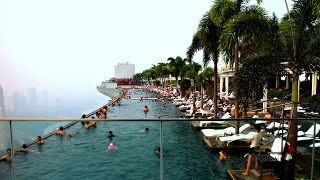 Marina Bay Sands SkyPark Infinity Pool, Singapore thumbnail