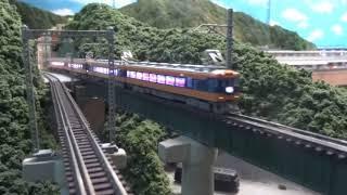 近鉄21000系特急「アーバンライナー」+近鉄18400系更新車
