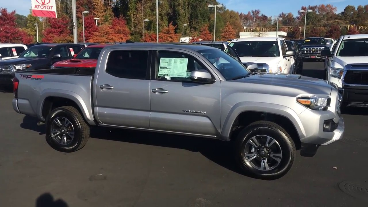 lifted trd toyota sale tacoma truck for used sport