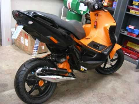 Gilera runner 50 sp tuning