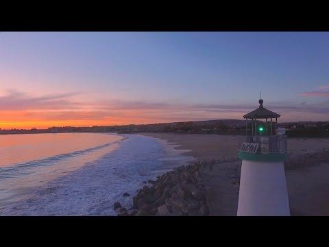 Santa Cruz, CA  Drone