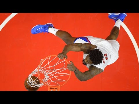 LA Clippers (Lob City) Best Dunks of 2015-2016 Compilation ᴴᴰ