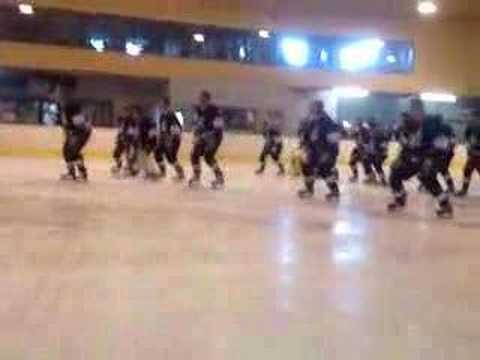 The Haka Performed On Ice