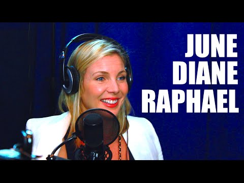 Actors Anonymous Podcast: June Diane Raphael