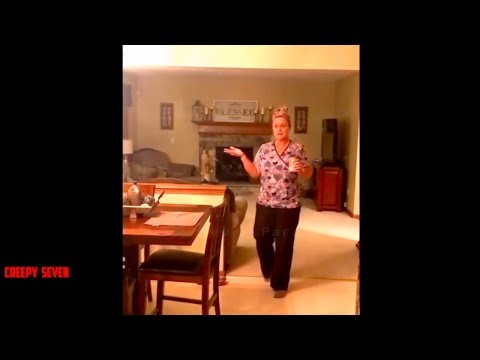 Poltergeist and Paranormal Activity Caught on Tape
