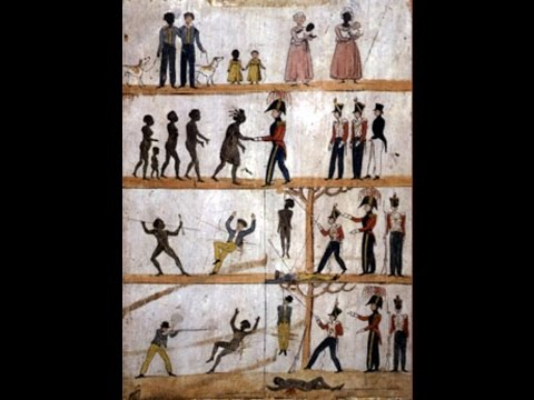 HIDDEN HISTORY OF BLACK PEOPLE # 1