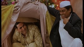Johnny Lever mimics his co-stars - Housefull 2
