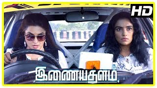 Inayathalam Tamil Movie Climax Scene | Ganesh saves Shweta | Sukanya passes away | End Credits