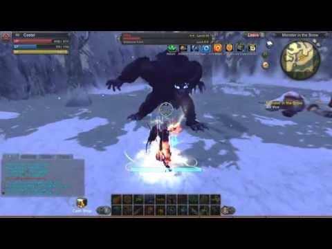 RaiderZ – Viva Lvl 40 Solo Sorcerer