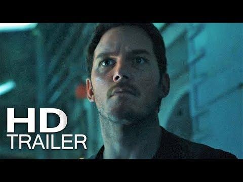 JURASSIC WORLD: REINO AMEAÇADO   Trailer Internacional #3 (2018) Legendado HD