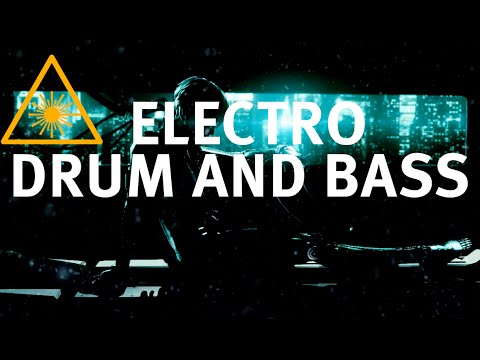 Electro DRUM and BASS Mix | Solarseed