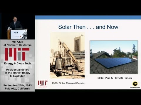 Residential Solar: Is the Market Ready to Explode?
