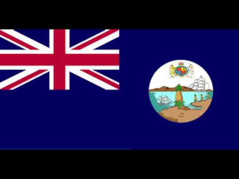 The anthem of the British Crown Colony of Leeward Islands