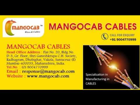 Mangocab Cables - Fire Alarm Cables, Flexible Cable, Fire Survival Cables in Mumbai