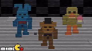 Five Nights At Freddy's 3 - NIGHT 1 TOY ANIMATRONICS SECRET MINI GAME