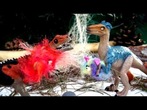 ЧТО ЗА ЗВЕРЬ???БОЙ ДИНОЗАВРОВ! Мультики для детей о динозаврах и животных