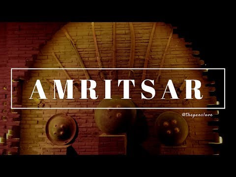 In Death, Life Persists | A Glimpse of Amritsar in Punjab | The Pensalve