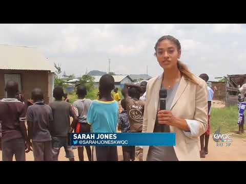 KWQC Special: Bitcoin Cash Being Used To Feed Children In South Sudan
