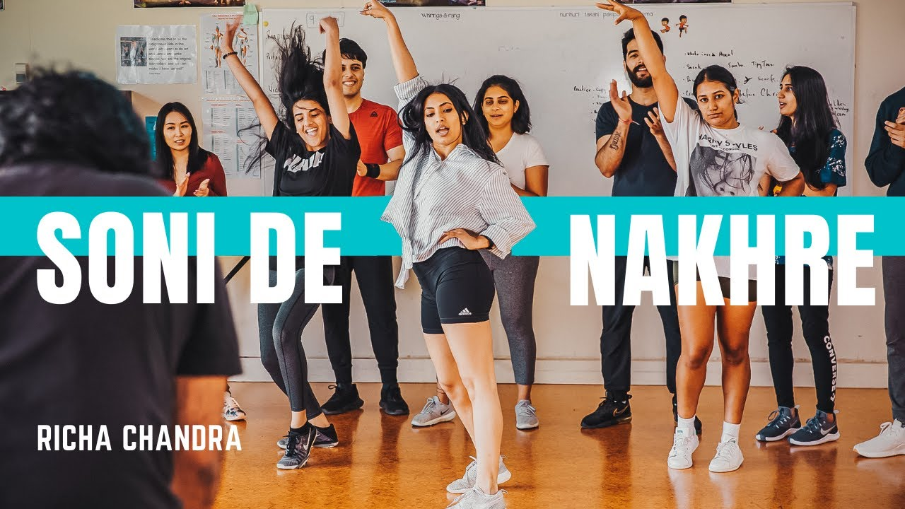 Soni De Nakhre - Partner | Richa Chandra Dance Choreography