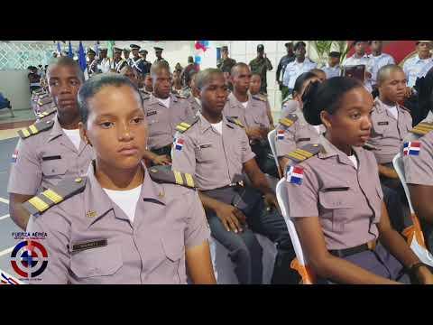 Academia De La Fuerza Aérea De República Dominicana Campeona De Los XXIII Juegos De Cadetes
