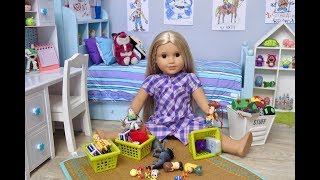 American Girl Doll bedroom