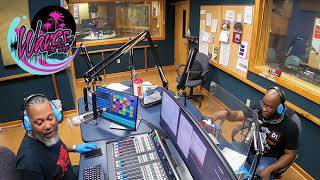 WAVES OF THE BAY FM: THE EARTH WIND & FIRE VERZUZ ISLEY BROTHERS DISCUSSION (EPISODE 73)